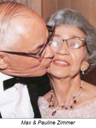 Max & Pauline Zimmer
