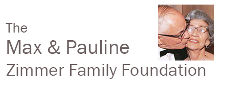 Max & Pauline Zimmer Family Foundation